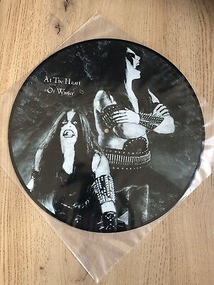 Immortal - At The Heart Of Winter PIC LP Original Osmose Production 99' Lim 300