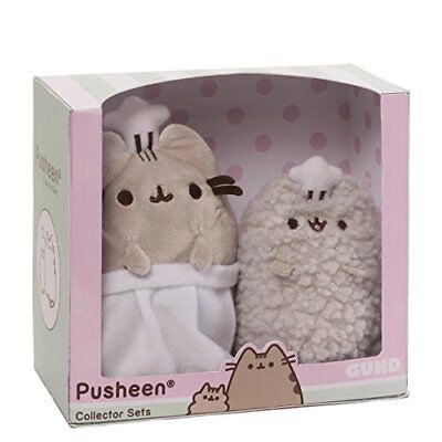 Gund 4059127 - Pusheen Baking Set Plüschtier