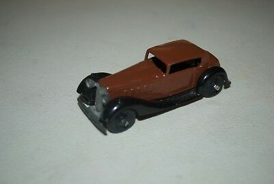 VINTAGE DINKY HUMBER VOGUE SALOON No 36c Rare In this Condition