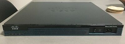 CISCO 2901 Integrated Services Router (CISCO 2901/K9 V06)