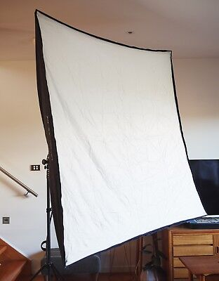 Broncolor Quadroflex 150x150 Square Softbox w Profoto Speedring