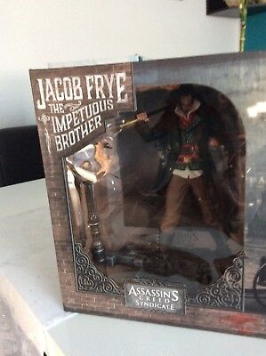 Assassin's Creed Syndicate Jacob Frye The Impetuous Brother Figur neu und OVP