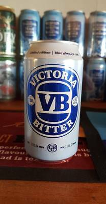 Victoria Bitter 2018 Colour changing limited edition Collectors Beer Can