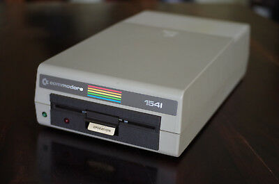 Commodore 1541 Floppy Disk Drive - Excellent Condition
