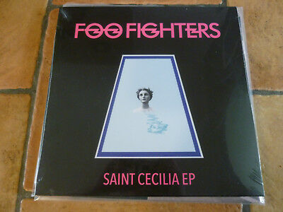 FOO FIGHTERS saint cecilia EP Vinyl lP dave grohl nirvana