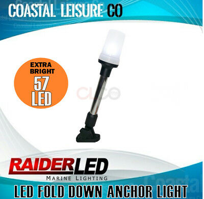Led Anchor Light Marine Boat Stern Starboard Port Led