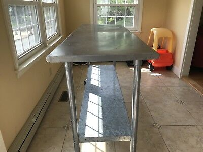 Tabco Stainless Steel Work Table