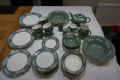 Large collection of Lord Nelson Pottery