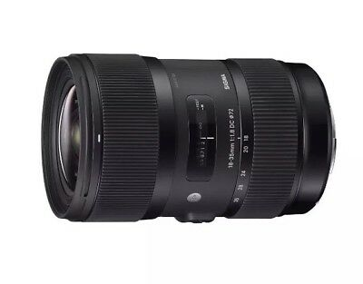 Sigma 18-35Mm F1.8 Dc Hsm 'a' Art Lens For Sony A Mount Uk Stock Bnib*new
