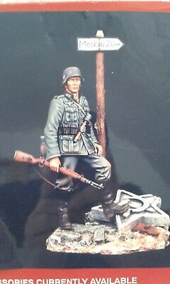 Andrea Miniatures - German Infantryman, Maßstab 90mm in OVP