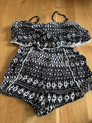 Girls Playsuit Aged 14