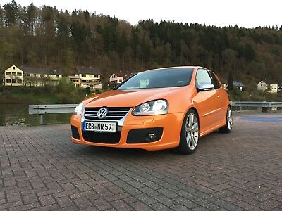 VW Golf 5 Speed Limitiert