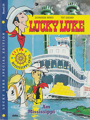 Lucky Luke Bd 20 - Am Mississippi Special Edition