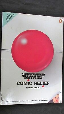British Red Nose Day Comic Relief Revue, 1989
