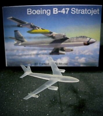 1/700 Boeing B-47E Stratojet - 3D Printed - World's First Swept-Wing Bomber!