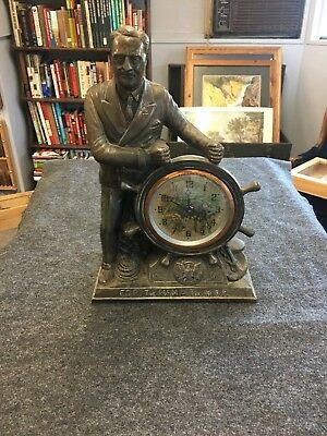 1933 Dated F.D.R. Figure and Clock