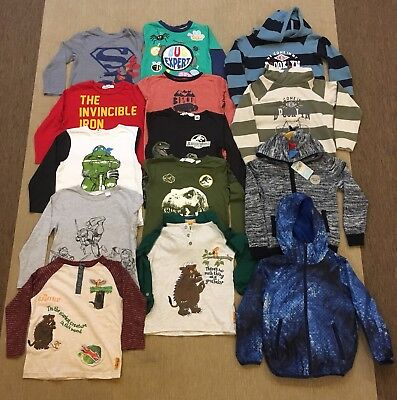 Boys clothes bundle 4-5 years - H&M, Next, Vertbaudet, TU