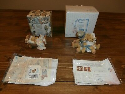 2 Cherished teddies New in the box