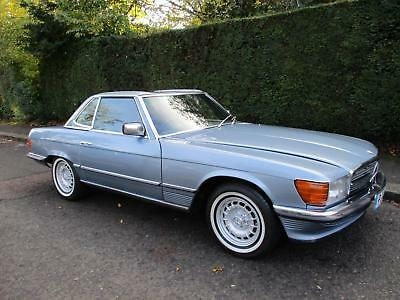 Mercedes-Benz 350SL