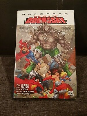 SUPERMAN: Reign of Doomsday by Paul Cornell (Hardback)
