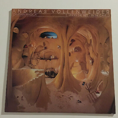 "Andreas Vollenweider ""Caverna magica"" ..Under the tree - in the cave (Vinyl  CB2"