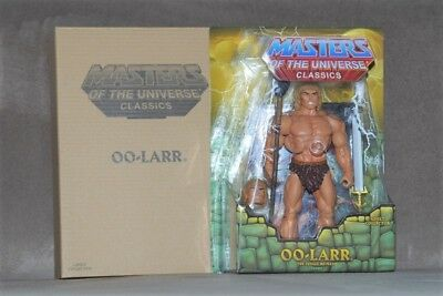 Motu Masters of the Universe Figur Classics  OO-Larr in OVP