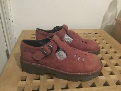 Dr Marten Mary Jane Leather Shoe