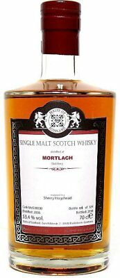 Mortlach 2006/18 Single Malt Scotch Sherry Whisky MoS 0,7 l 53,4% GP