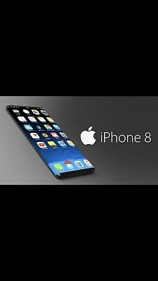 Unlocking Service For iPhone 8 / 8+ / X / .. 02 Tesco Giffgaff Uk Networks Only