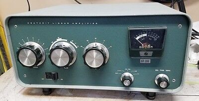 Heathkit sb-200 ham radio hf amplifier