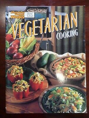 The Australian Womens Weekly Cookbook -  Home Library - Vegetarian Cooking