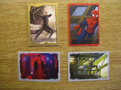 Panini Marvel Stickers - Avengers, Ultimate Spider-Man, Vingadores, Yenilmezler