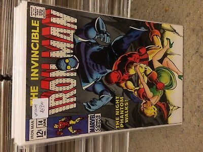 #14   Ironman    Vf/ Nm    Sale 50% To 70% Discount