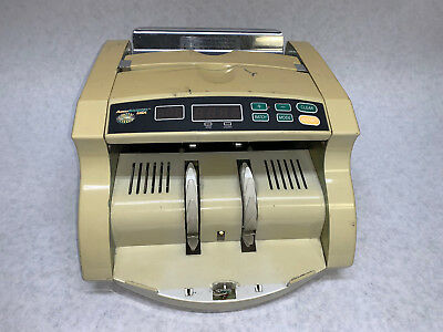 Tipton AccuBANKER USA AB-1000 Bill Counter Money Counting Machine - See Pics