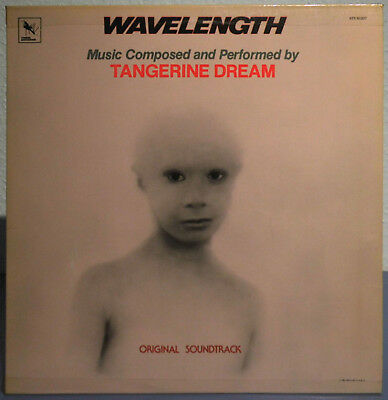 LP Tangerine Dream - Wavelength Soundtrack (NM)