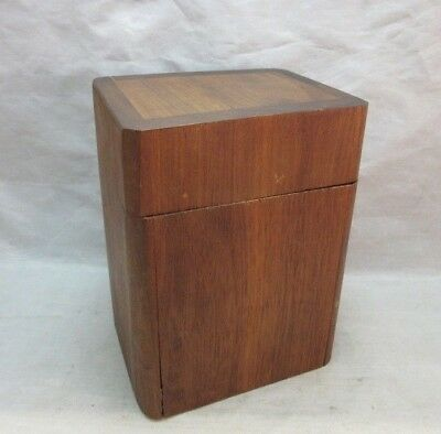 Wood box perfect for Tarot cards deck