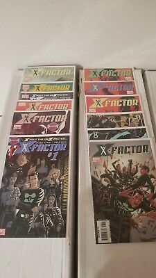 X-Factor 2nd Series #1-50 Complete set Condition VF-NM (Marvel)