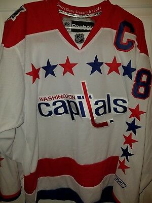 the latest 451eb b6fbf official store washington capitals winter classic jersey ...