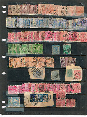 NSW STATE STAMP LOT - Unsorted - Stamps - New South Wales