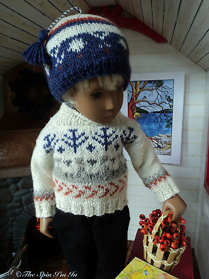 """Sasha /Gregor Doll Outfit,"""" Fall Gatherings."""" by """"The Spin I""""m In."""""""