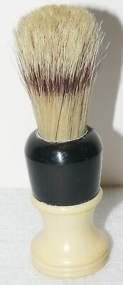Antique Ever-Ready Sterilized Shaving Brush With A Bakelite Handle