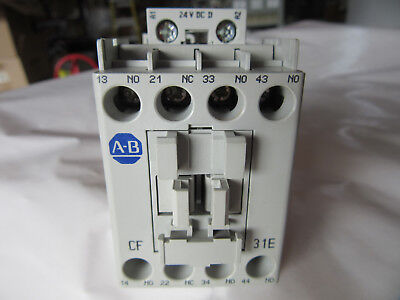 Allen Bradley 700-CF310D* Contactor 24VDC Coil NEW!!! Free Shipping