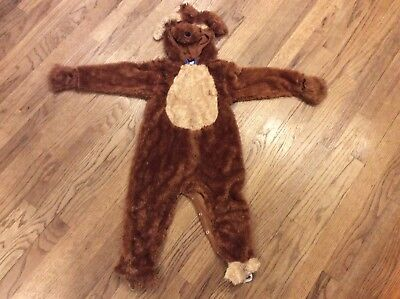 Dog Halloween costume size 3T le top toddler