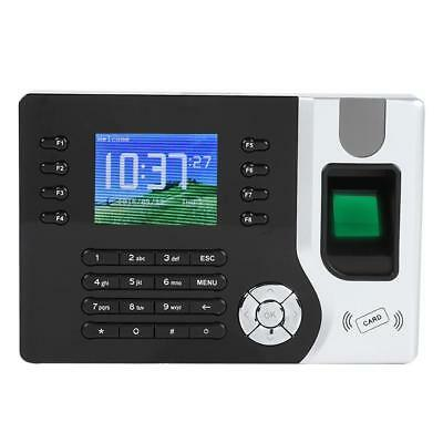 Realand Biometric Fingerprint Attendance Time Clock for ID Card Reader