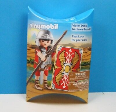 Playmobil Give away Mitbringsel Messe 2016 Römer Romans neu new Sonderfigur