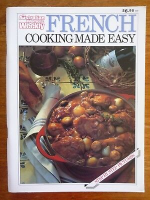 The Australian Womens Weekly Cookbook - French Cooking Made Easy