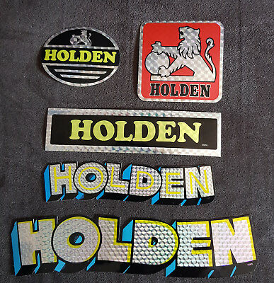 Holden Sticker Pack