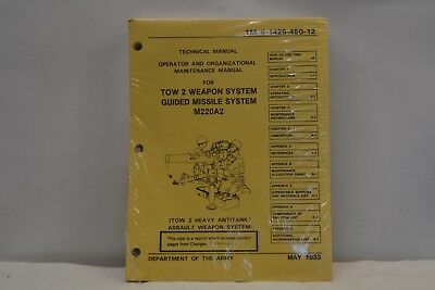 TOW 2 Guided Missile Weapon System M220A2 Operator Technical Manual 914254502 15