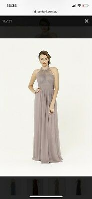 2 X Beautiful HARLOW Bridesmaids Dresses / Gowns
