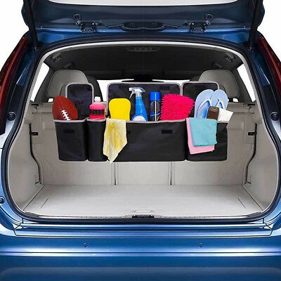 Multi-use Oxford High Capacity Car Seat Back Organizers For Interior Accessories